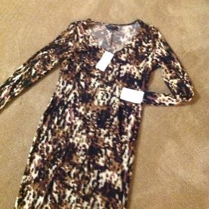 Long dress NWT never worn size small